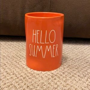 Rae Dunn HELLO SUMMER Candle